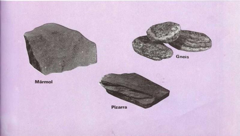 Recetas para hacer rocas