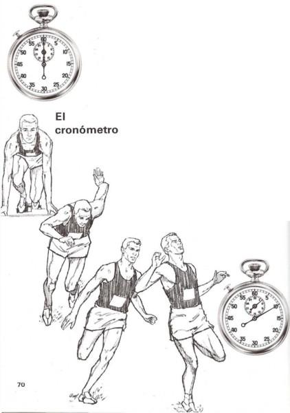El cronómetro