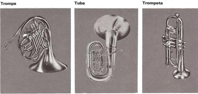 Instrumentos de metal