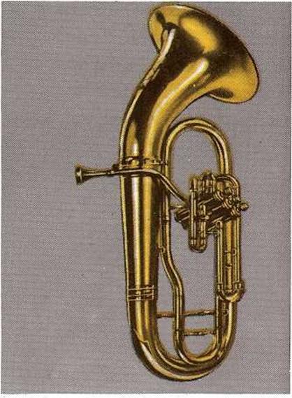 Instrumentos de metal antiguos y exóticos