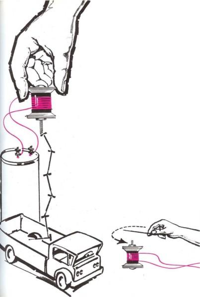 ¿Cómo hacer un electroimán?