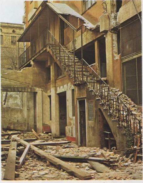 Cómo se derriba una casa