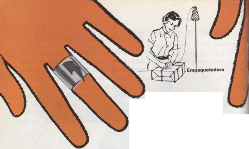Utensilios para los dedos
