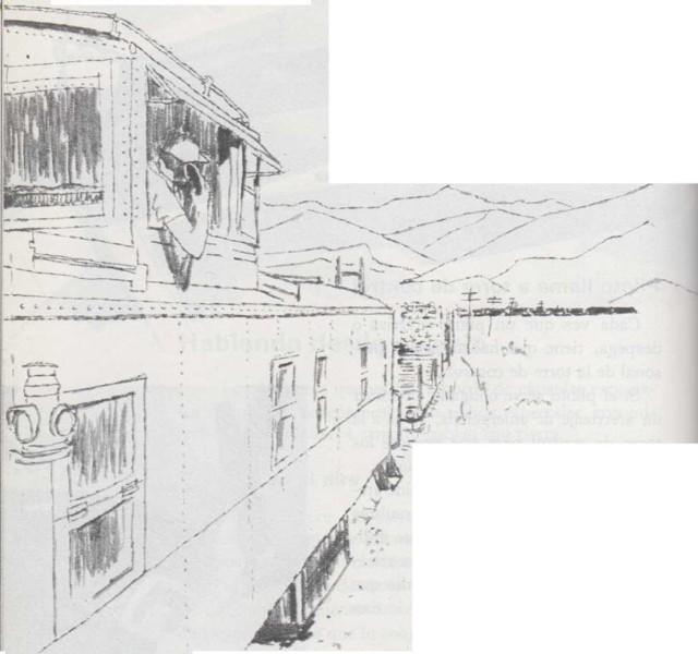 Comunicación en el tren