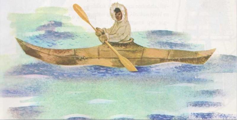 Palos para mover una barca