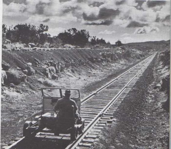 Para que los trenes sigan funcionando