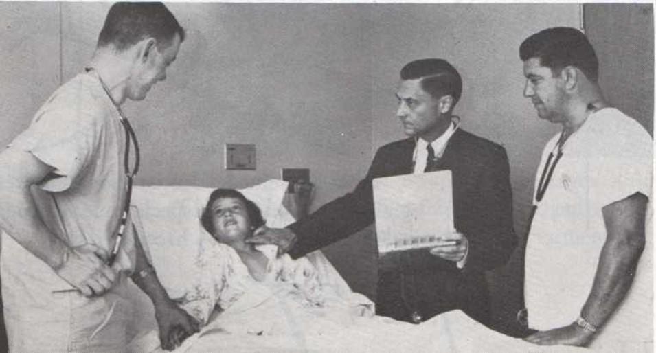 En el hospital