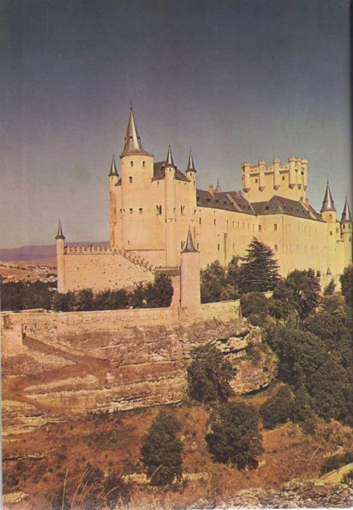 Un alcázar para reyes