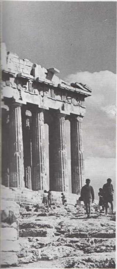 El templo de mármol que fue polvorín