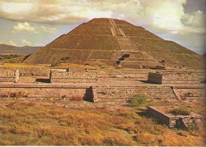 ¿Quién construyó la ciudad de los dioses?