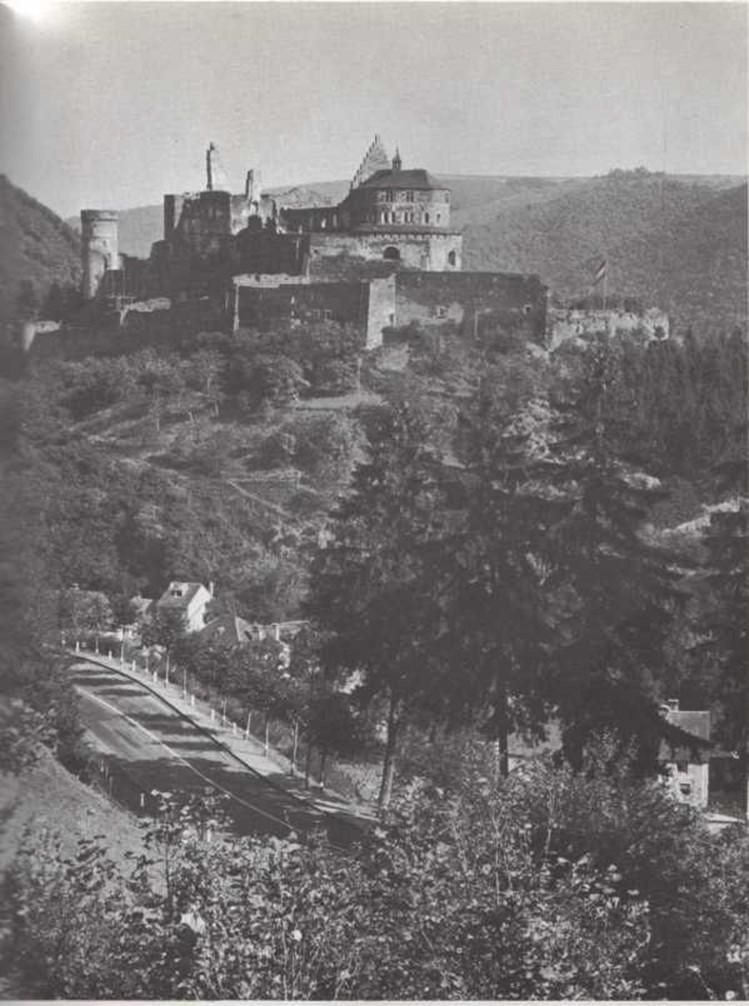 El país de los castillos encantados