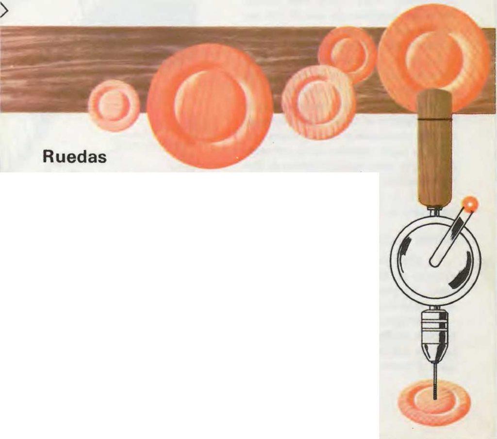 Herramientas necesarias para trabajar la madera