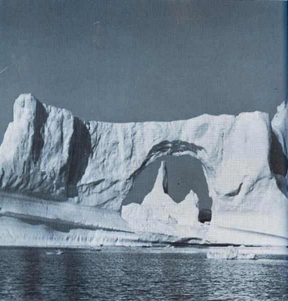 Un iceberg en tus manos