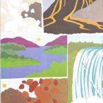 Erupciones, derrumbamientos e inundaciones