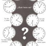 ¿Cómo saber la hora?