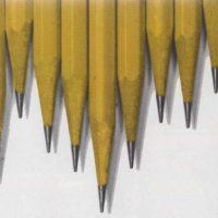 Cómo se pone la mina en un lápiz