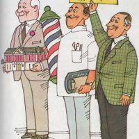 ¿Banco, barbería o mercería?