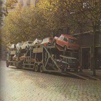 Transporte de automóviles