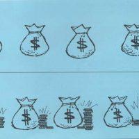 Cómo aumenta el dinero