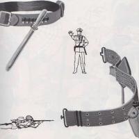 Correas, bolsillos y cinturones