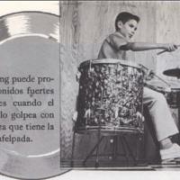 Música y palillos