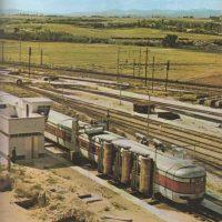 Para limpiar trenes y coches