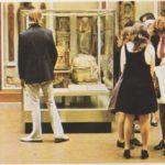 Tesoros en los museos