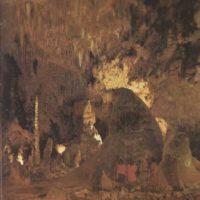 Rocas y habitaciones subterráneas
