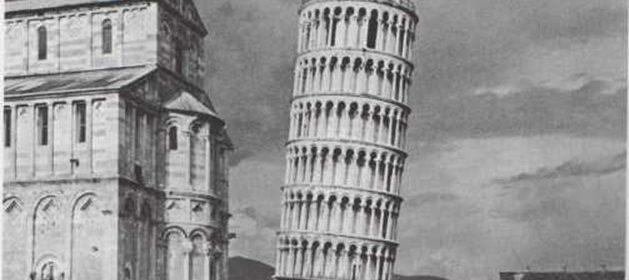 La torre inclinada