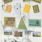 Colecciones de objetos de papel