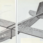 Modelos hechos de madera