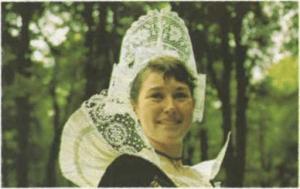 Sombreros típicos de un país