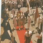 Honores con alfombra roja