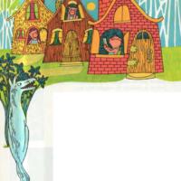 La casa de los tres cerditos