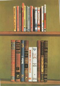 Libros en rústica y encuadernación de lujo