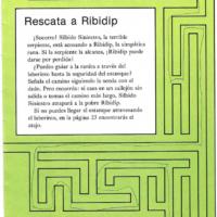 Rescata a Ribidip